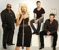 Совместный проект Christina Aguilera и Maroon 5